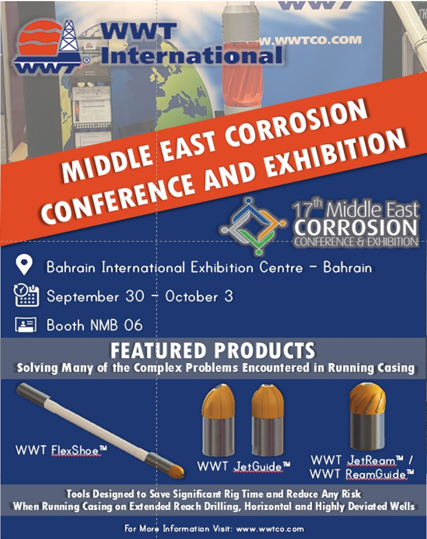 MECC Trade Show Post WWT