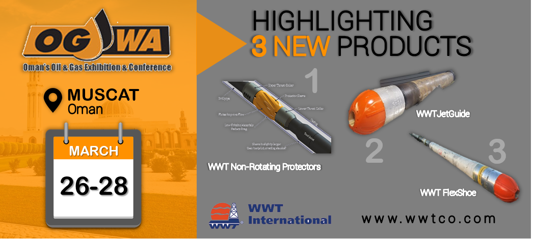 WWT International | Drilling Torque Reducing Tools | Coil
